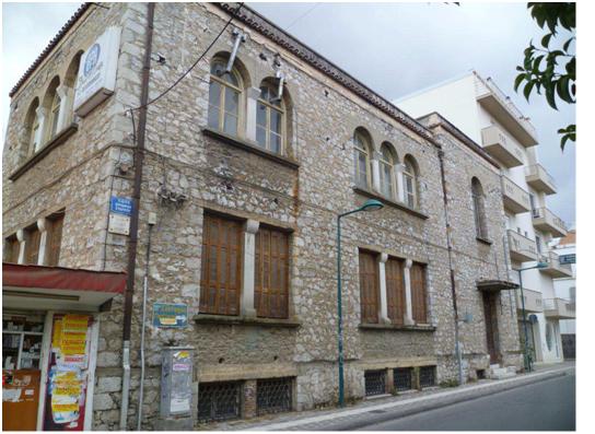 Μελέτη αποκατάστασης ιστορικού κτηρίου «Πρώην ΕΡΑ Τρίπολης»