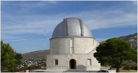Αστεροσκοπείο Κρυονερίου