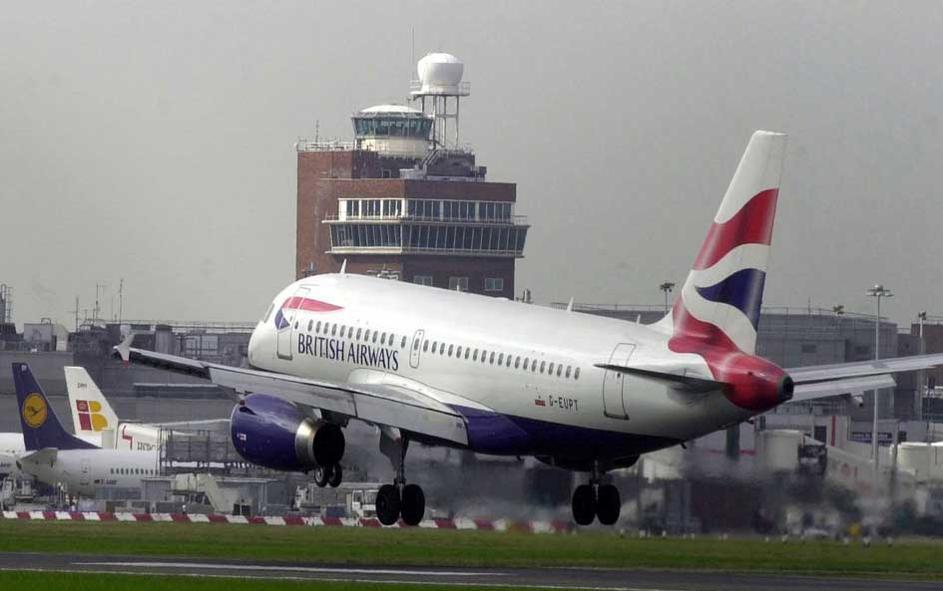 Ξεκίνησαν οι απευθείας πτήσεις  Καλαμάτας-Λονδίνου από την British  Airways