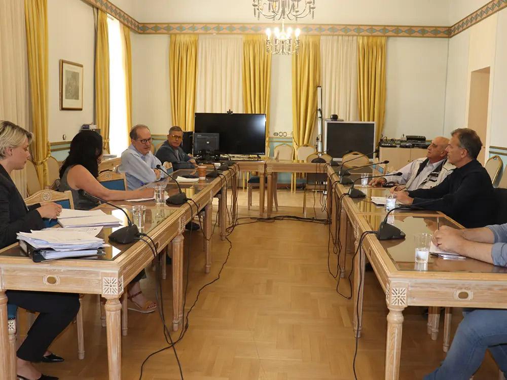 Συνεργασία της Περιφέρειας Πελοποννήσου με τουριστικούς φορείς